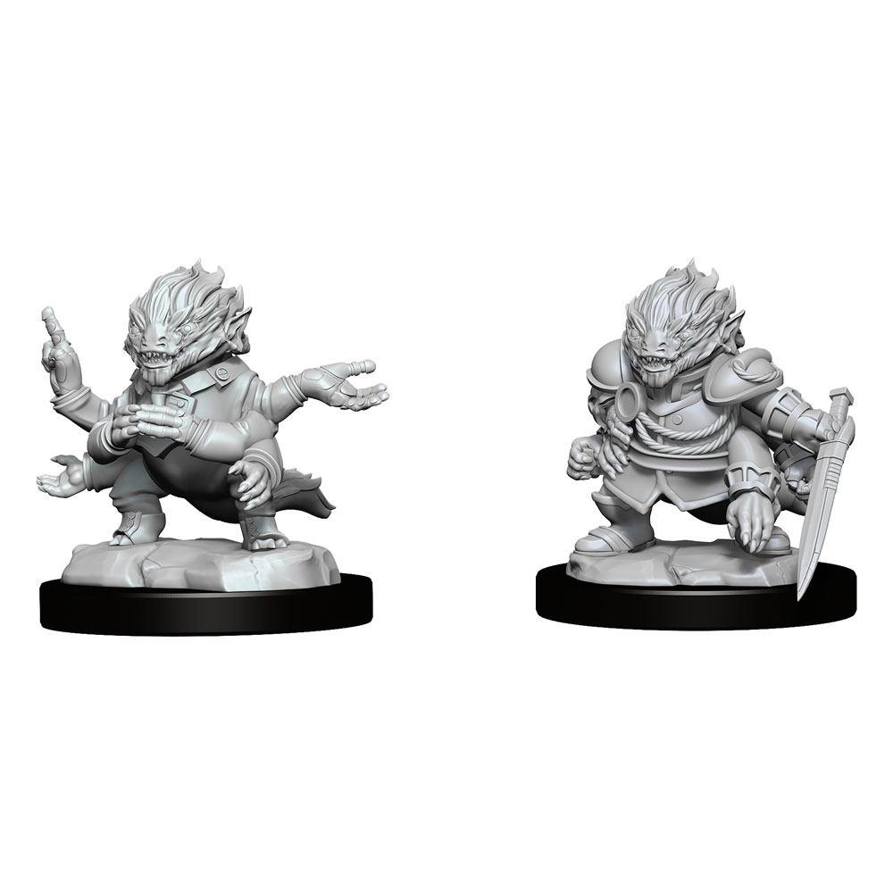 Starfinder Battles Deep Cuts Unpainted Miniatures Skittermander Envoy Case (2)