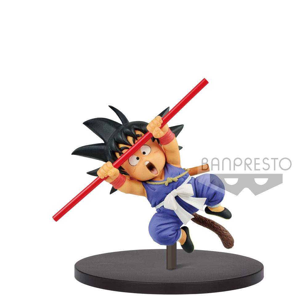 Dragonball Super Son Goku Fes PVC Statue Kid Son Goku 20 cm