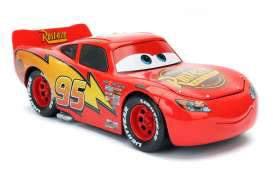 Cars Diecast Model 1/24 Lightning McQueen