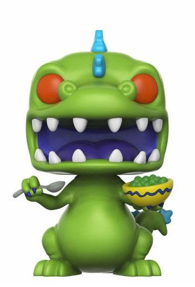 Rugrats POP! Animation Vinyl Figure Reptar Cereal Box 9 cm