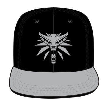 The Witcher Baseball Cap Front Logo