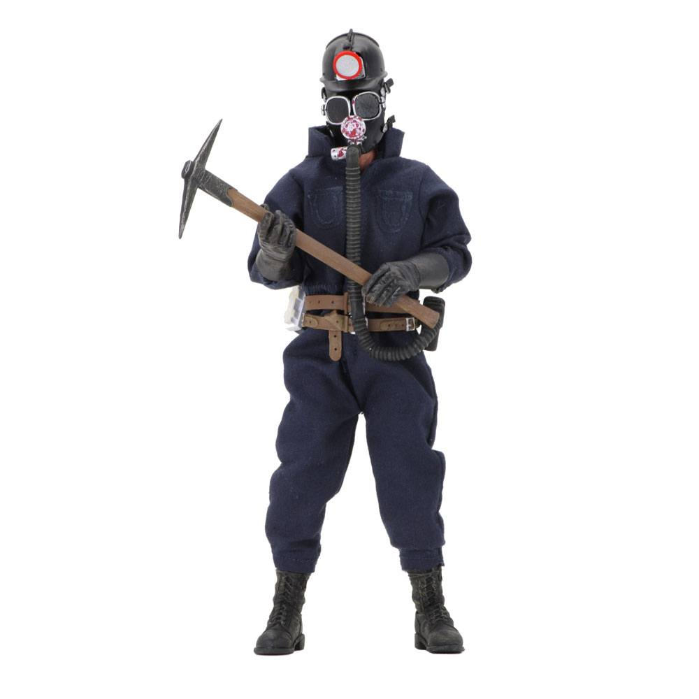 My Bloody Valentine Retro Action Figure The Miner 20 cm