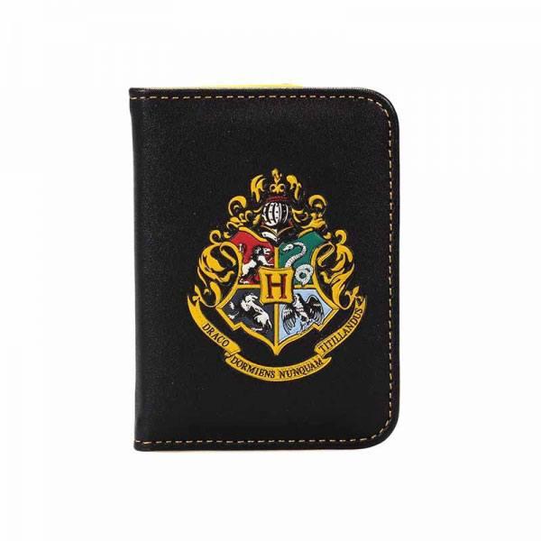 Harry Potter Travel Pass Holder Hogwarts Crest