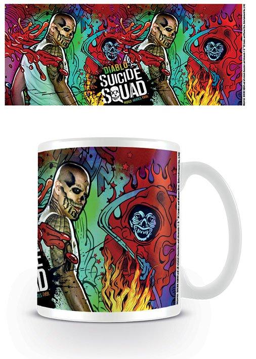Suicide Squad Mug Diablo Crazy