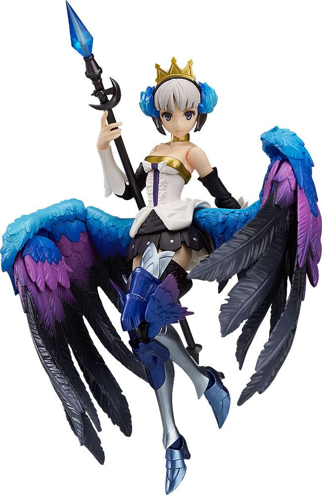 Odin Sphere Leifthrasir Figma Action Figure Gwendolyn DX Ver. 14 cm