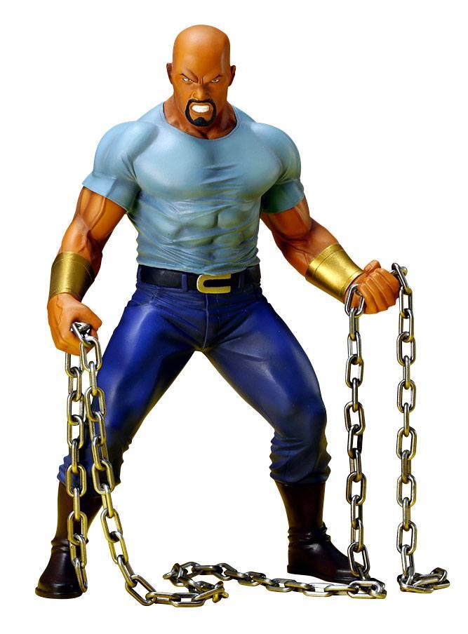 Marvel's The Defenders ARTFX+ PVC Statue 1/10 Luke Cage 19 cm