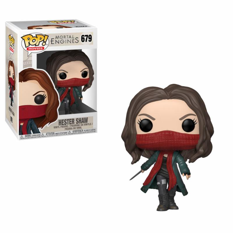 Mortal Engines POP! Movies Vinyl Figure Hester Shaw 9 cm