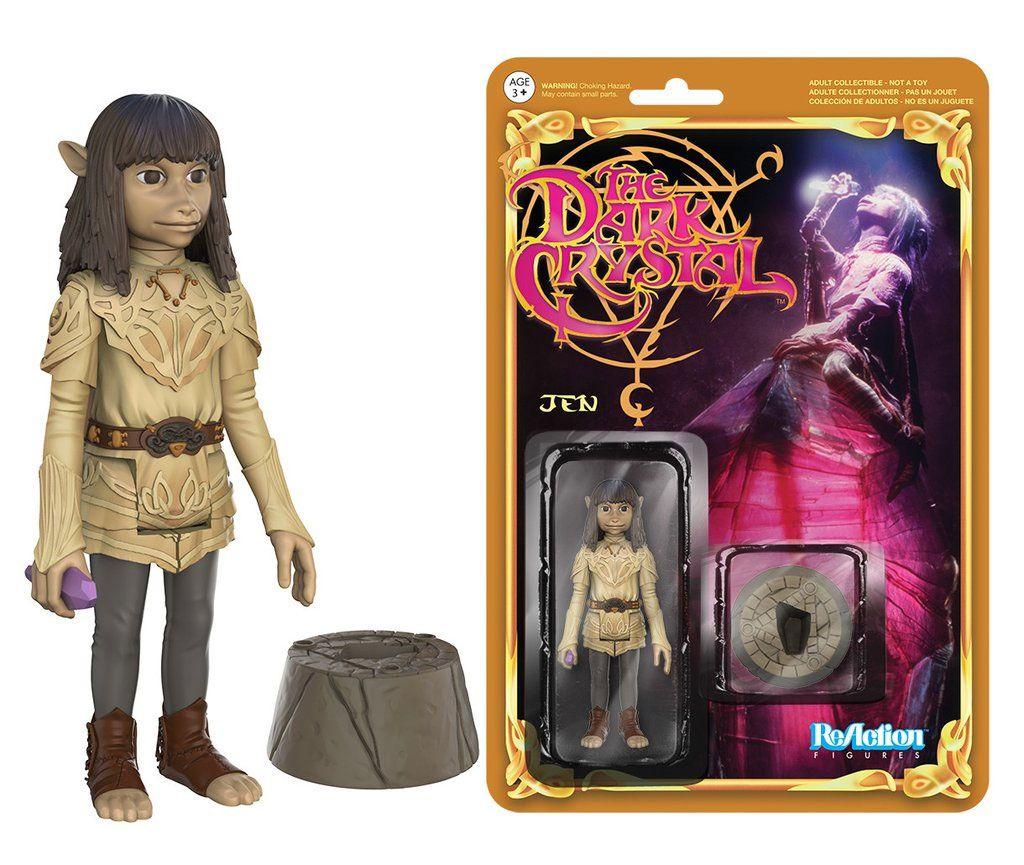The Dark Crystal ReAction Action Figure Jen 8 cm