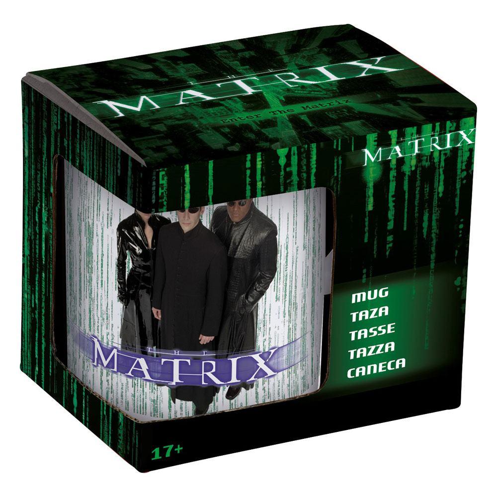 Matrix Mug Case Characters (6)