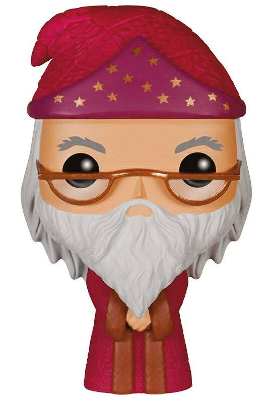 Harry Potter POP! Movies Vinyl Figure Albus Dumbledore 10 cm
