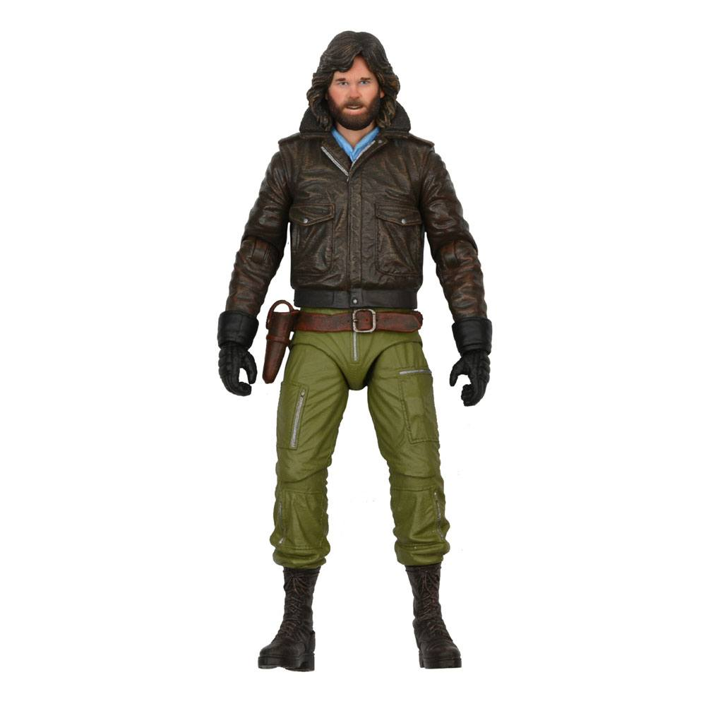 The Thing Action Figure Ultimate MacReady (Station Survival) 18 cm