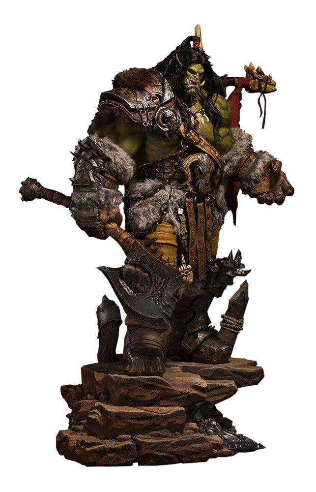 Warcraft Epic Series Premium Statue Grom Hellscream 76 cm