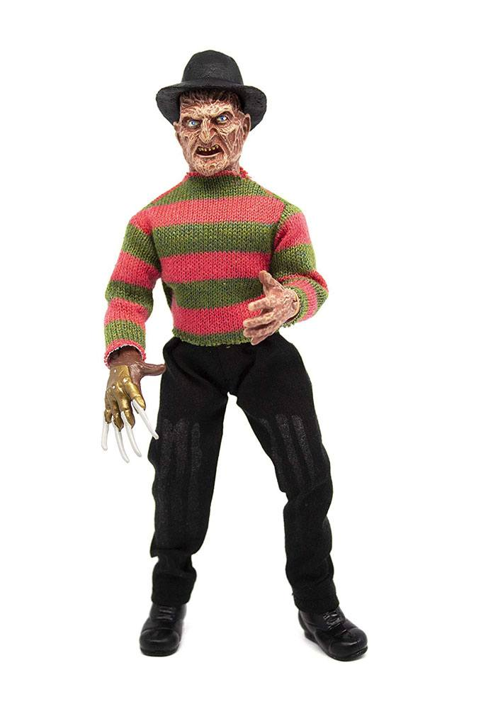 Nightmare on Elm Street Action Figure Freddy Krueger 20 cm