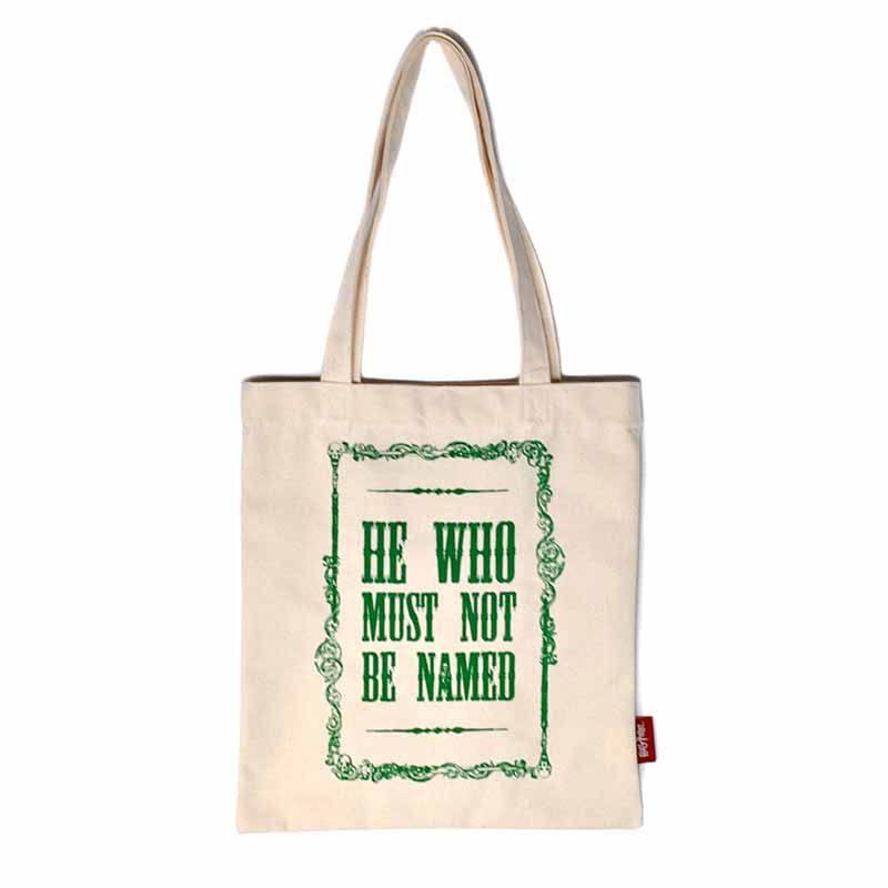 Harry Potter Shopping Bag Voldemort