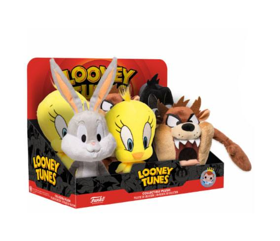 Looney Tunes Plush Figure 18 cm Display (6)