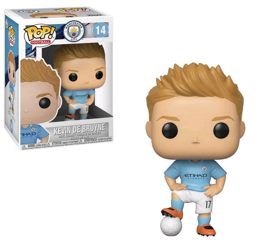 EPL POP! Football Vinyl Figure Kevin De Bruyne (Manchester City) 9 cm