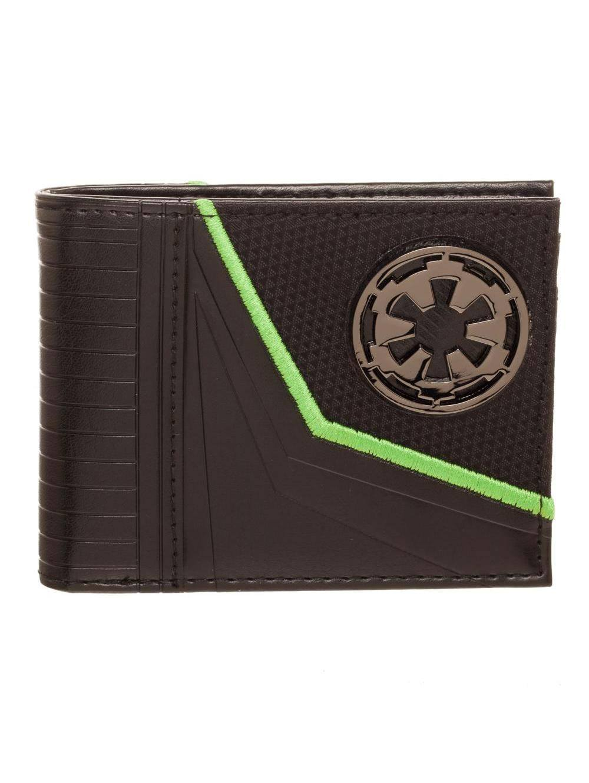 Star Wars Rogue One Wallet Empire Badge