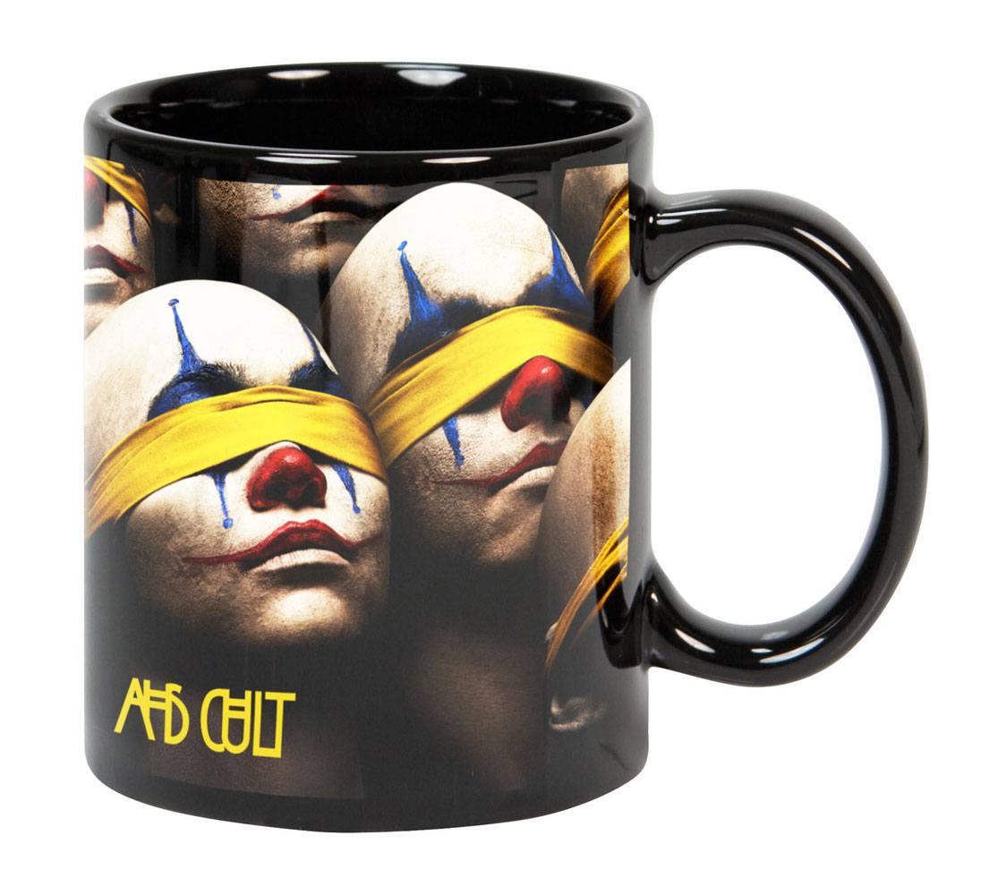 American Horror Story Cult Mug Clowns