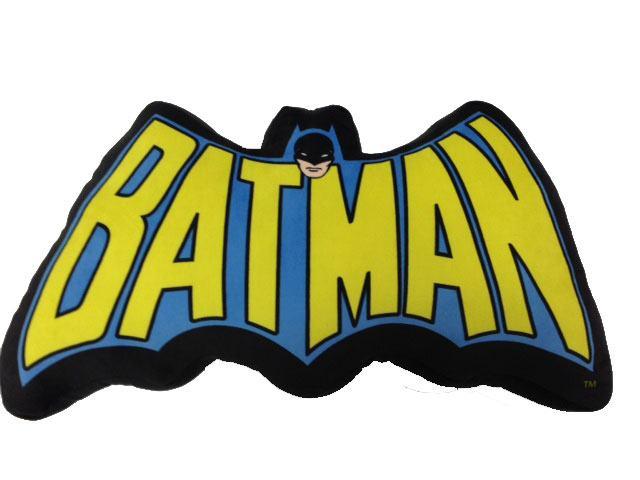 DC Comics Pillow Batman Letters 34 cm