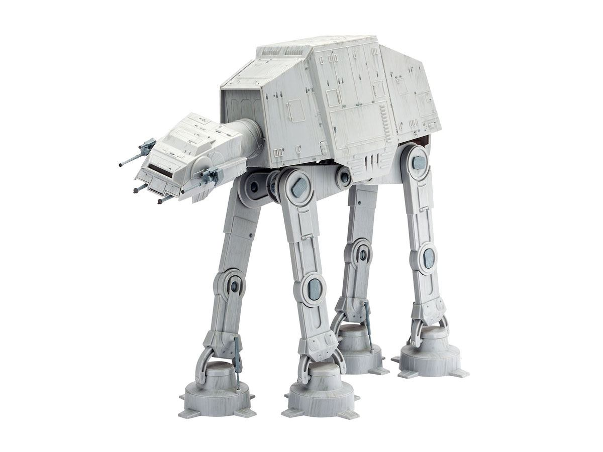 Star Wars EasyKit Model Kit AT-AT 38 cm --- DAMAGED PACKAGING