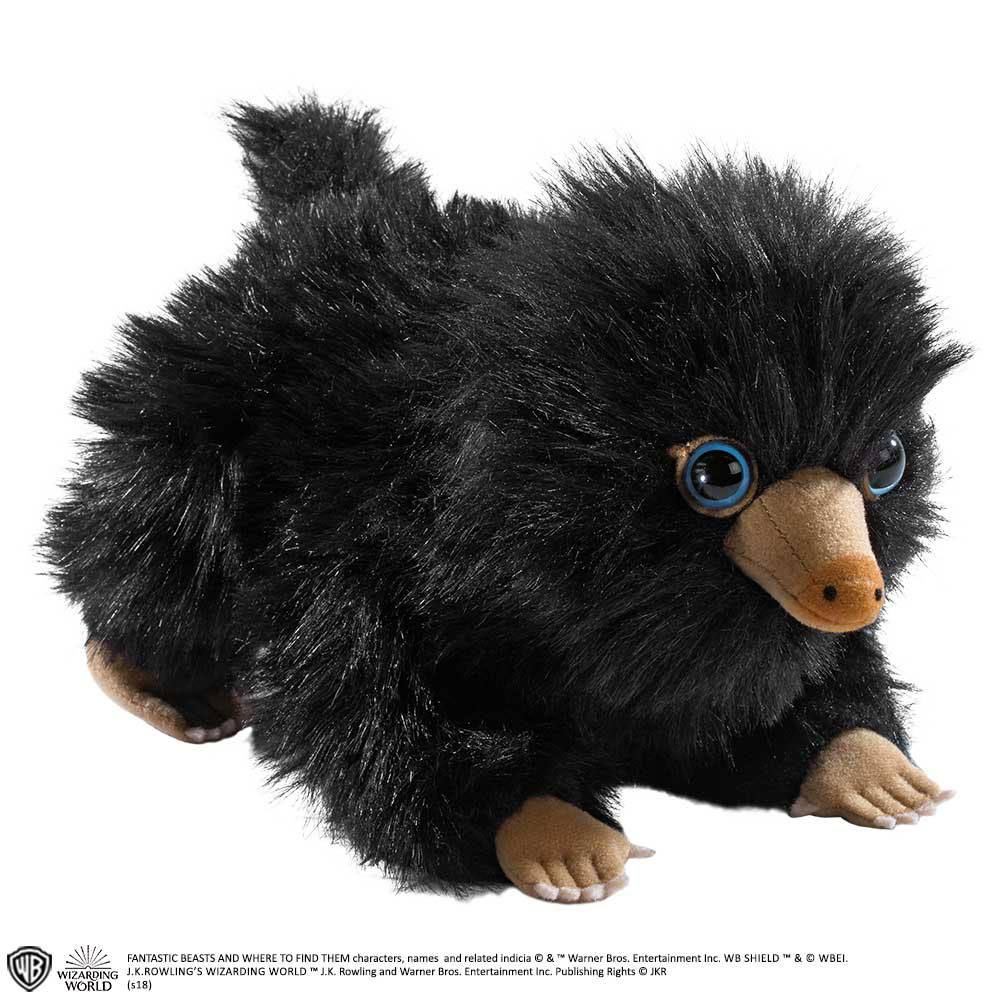 Fantastic Beasts Plush Figure Black Baby Niffler 20 cm