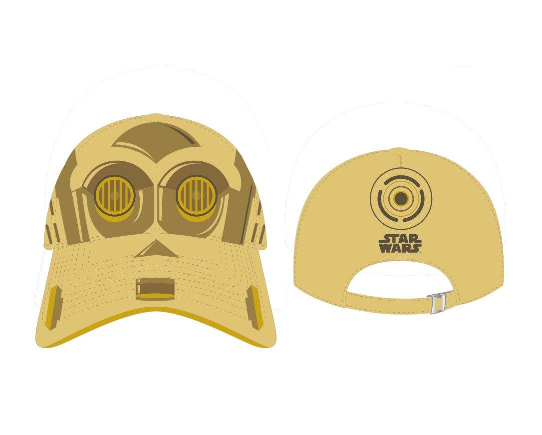 Star Wars Episode VIII Baseball Cap C-3PO