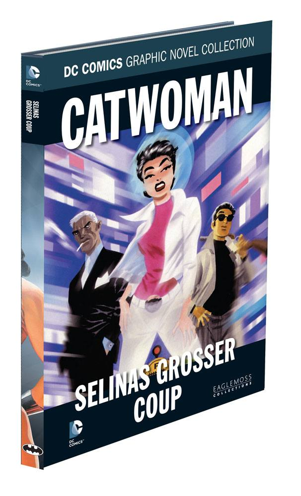 DC Comics Graphic Novel Collection #29 Catwoman: Selinas Grosser Coup Case (12) *German Version*