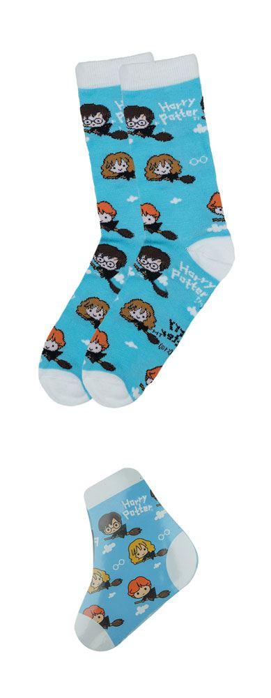 Harry Potter Magic Socks Single Pack Hogwarts Kawaii