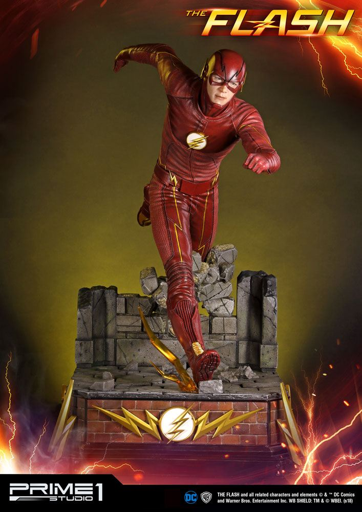 The Flash Statue Flash 69 cm