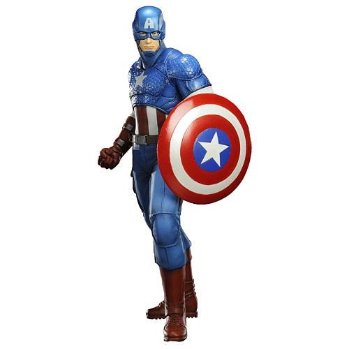 Marvel Comics ARTFX+ PVC Statue 1/10 Captain America (Avengers Now) 19 cm