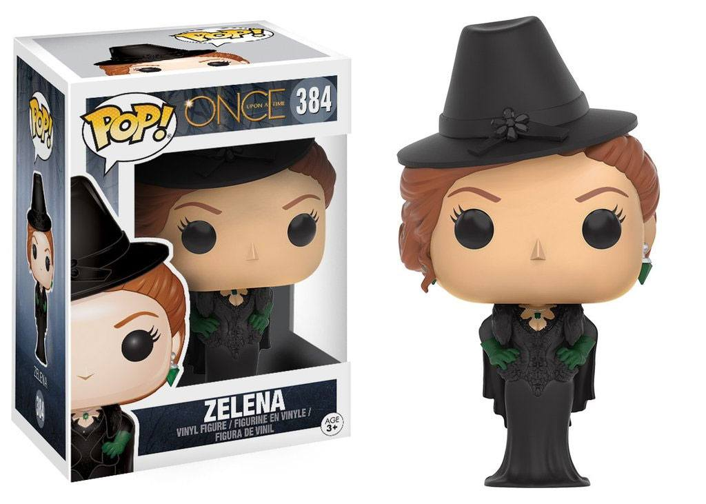 Once Upon a Time POP! Television Vinyl Figure Zelena 9 cm