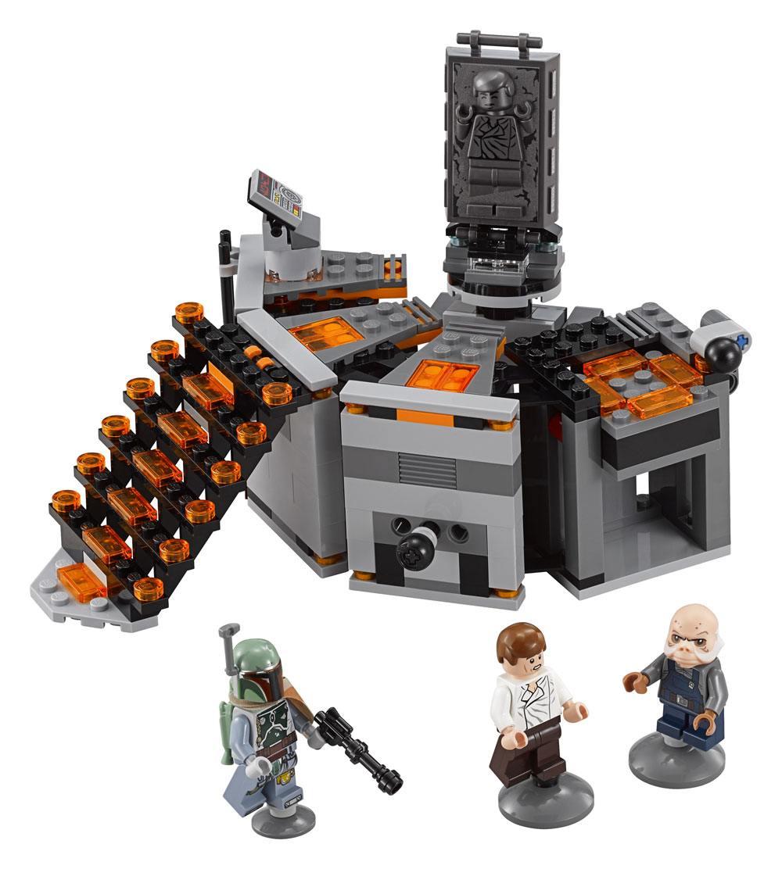 LEGO® Star Wars™ Episode V Carbon-Freezing Chamber