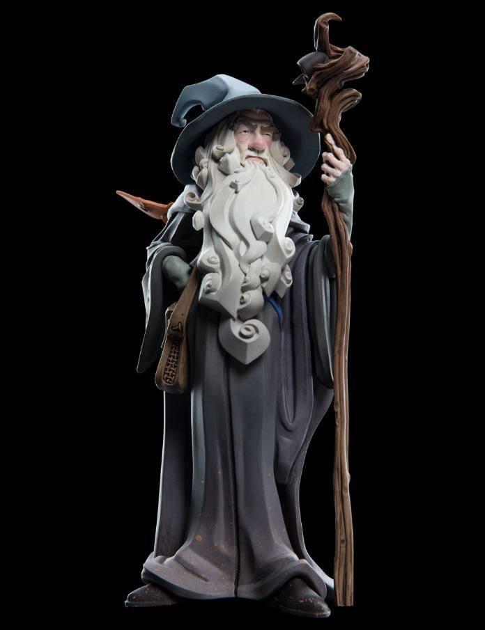 Lord of the Rings Mini Epics Vinyl Figure Gandalf The Grey 12 cm