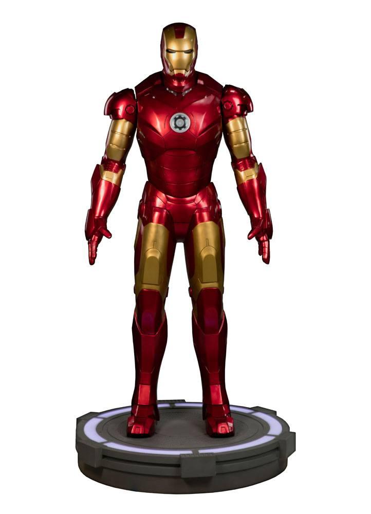 Iron Man Life-Size Statue Iron Man Mark III 210 cm