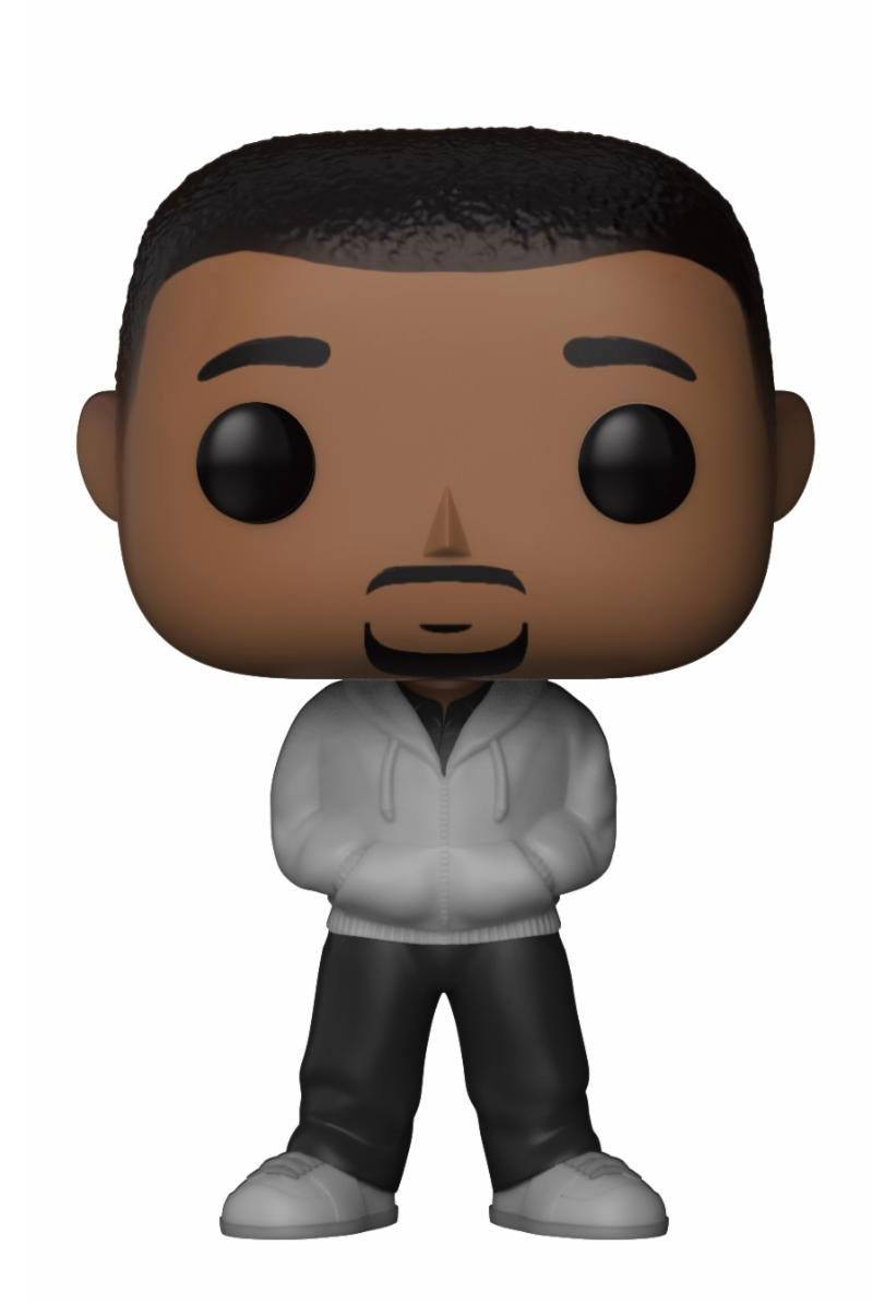 New Girl POP! TV Vinyl Figure Winston 9 cm