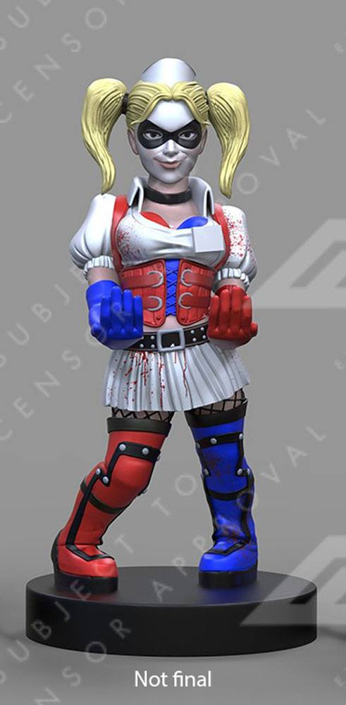DC Comics Cable Guy Harley Quinn 20 cm