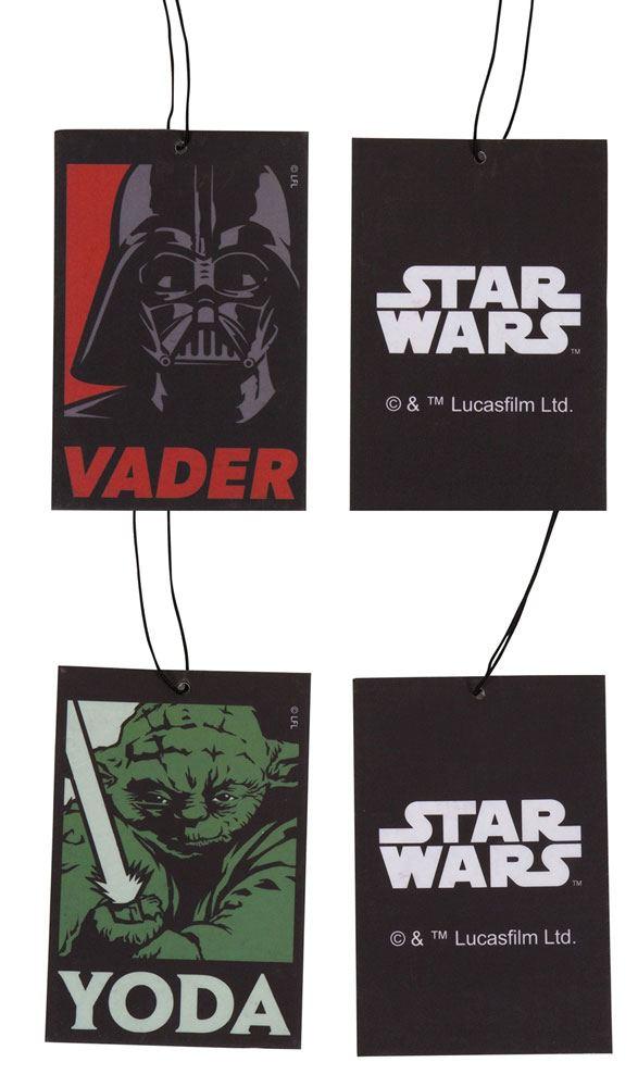 Star Wars Air Freshener Classic Display (48)