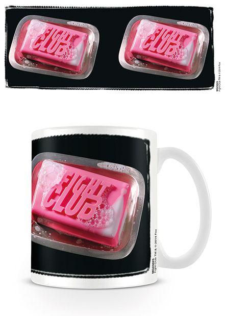 Fight Club Mug Soap