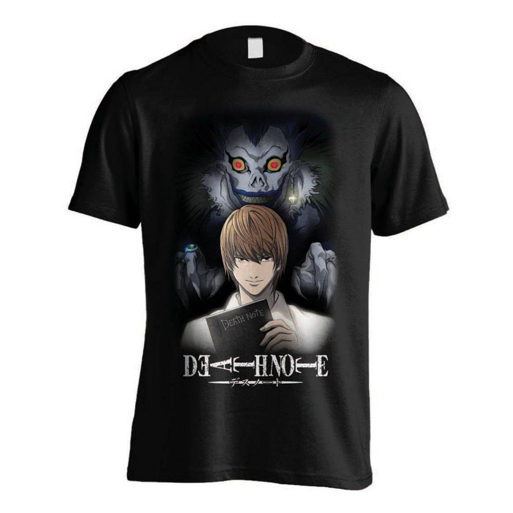 Death Note T-Shirt Ryuk Behind the Death Size M