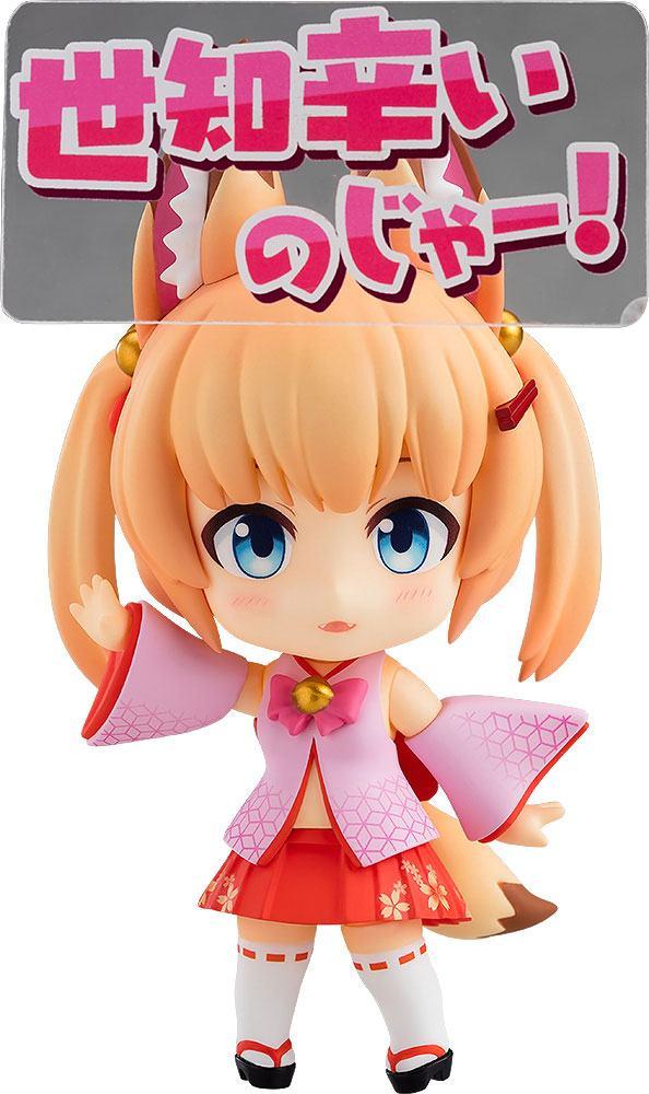 Kemomimi Oukoku Kokuei Housou Nendoroid Action Figure Noja Loli Ojisan 10 cm