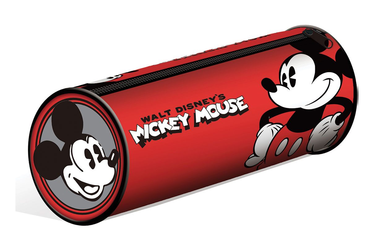 Mickey Mouse Pencil Case Pose