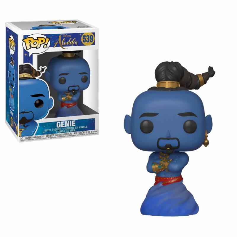 Aladdin POP! Disney Vinyl Figure Genie 9 cm