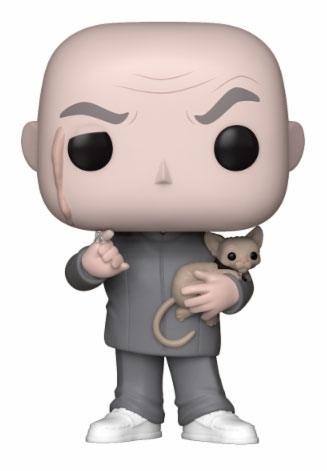 Austin Powers POP! Movies Vinyl Figure Dr. Evil 9 cm
