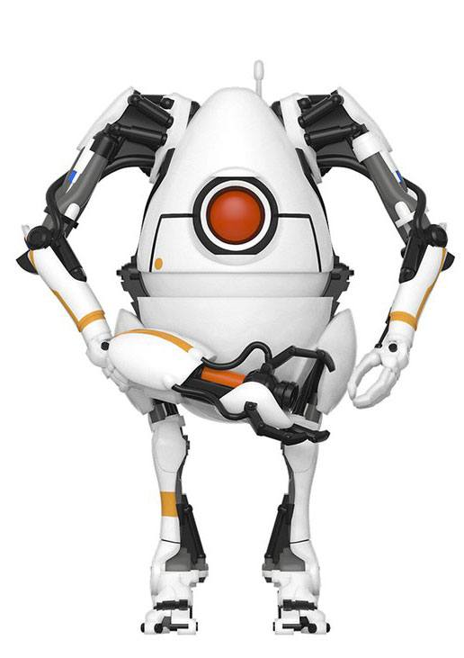 Portal 2 POP! Games Vinyl Figure P-body 9 cm