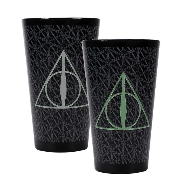 Harry Potter Cold Changing Glass Deathly Hallows