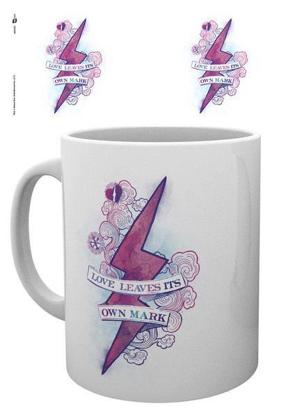 Harry Potter Mug Love Leave It's Own Mark