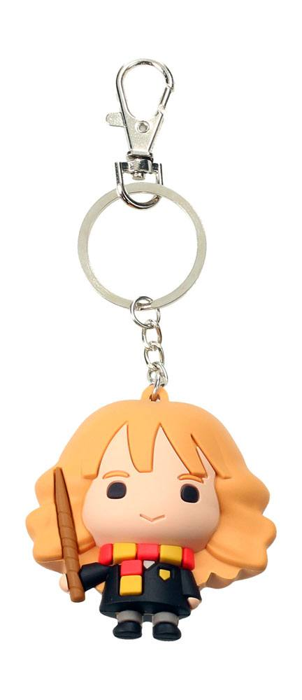 Harry Potter Rubber Keychain Hermione 7 cm