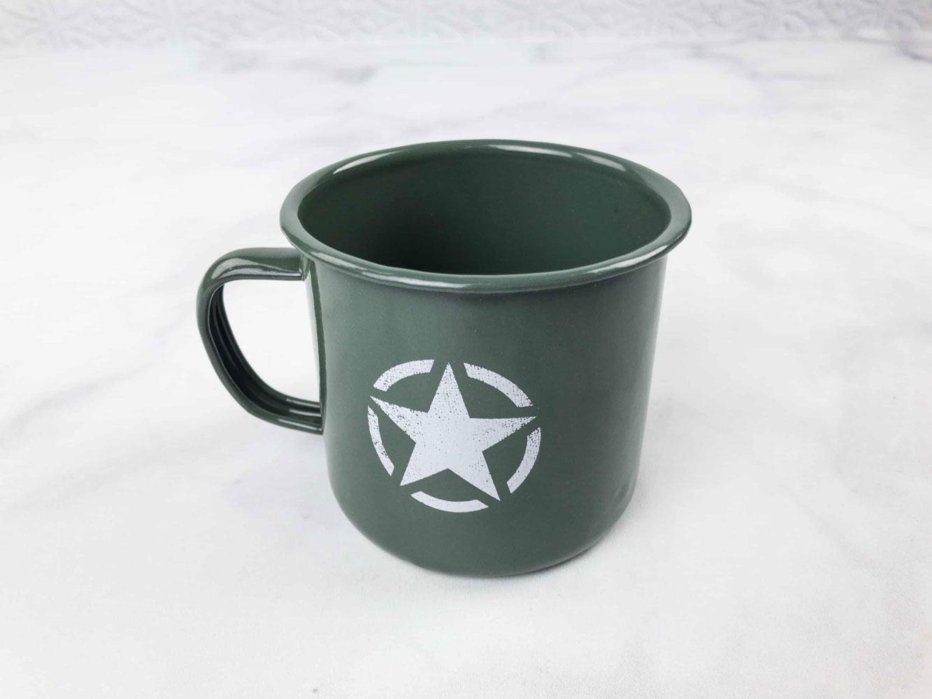 Call of Duty Metal Mug Lootcrate Exclusive