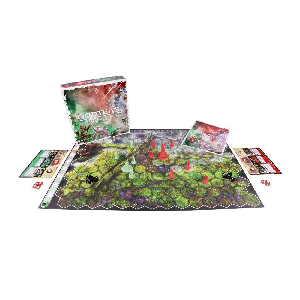 Godtear Miniatures Game Eternal Glade Starter Set *English Version*