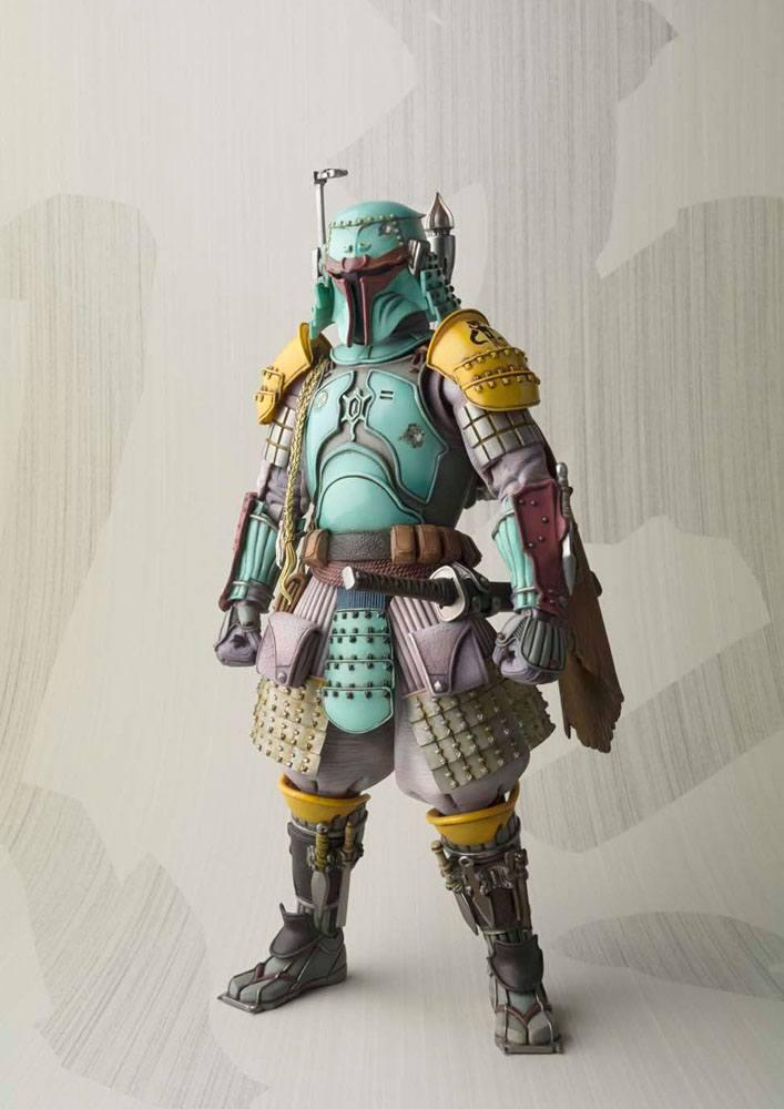 Star Wars Meisho Movie Realization Action Figure Ronin Boba Fett 17 cm